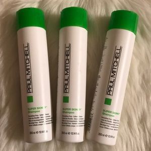 Paul Mitchell Super Skinny Shampoo Bundle Lot